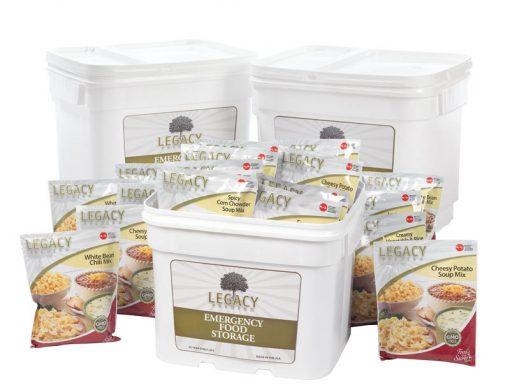 Gluten Free Entree Package