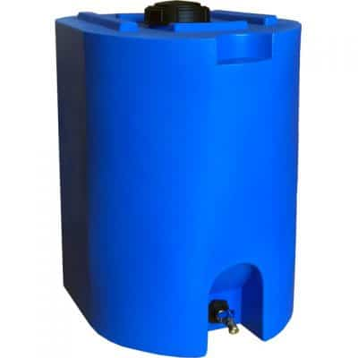 55 Gallon Water Storage Tank